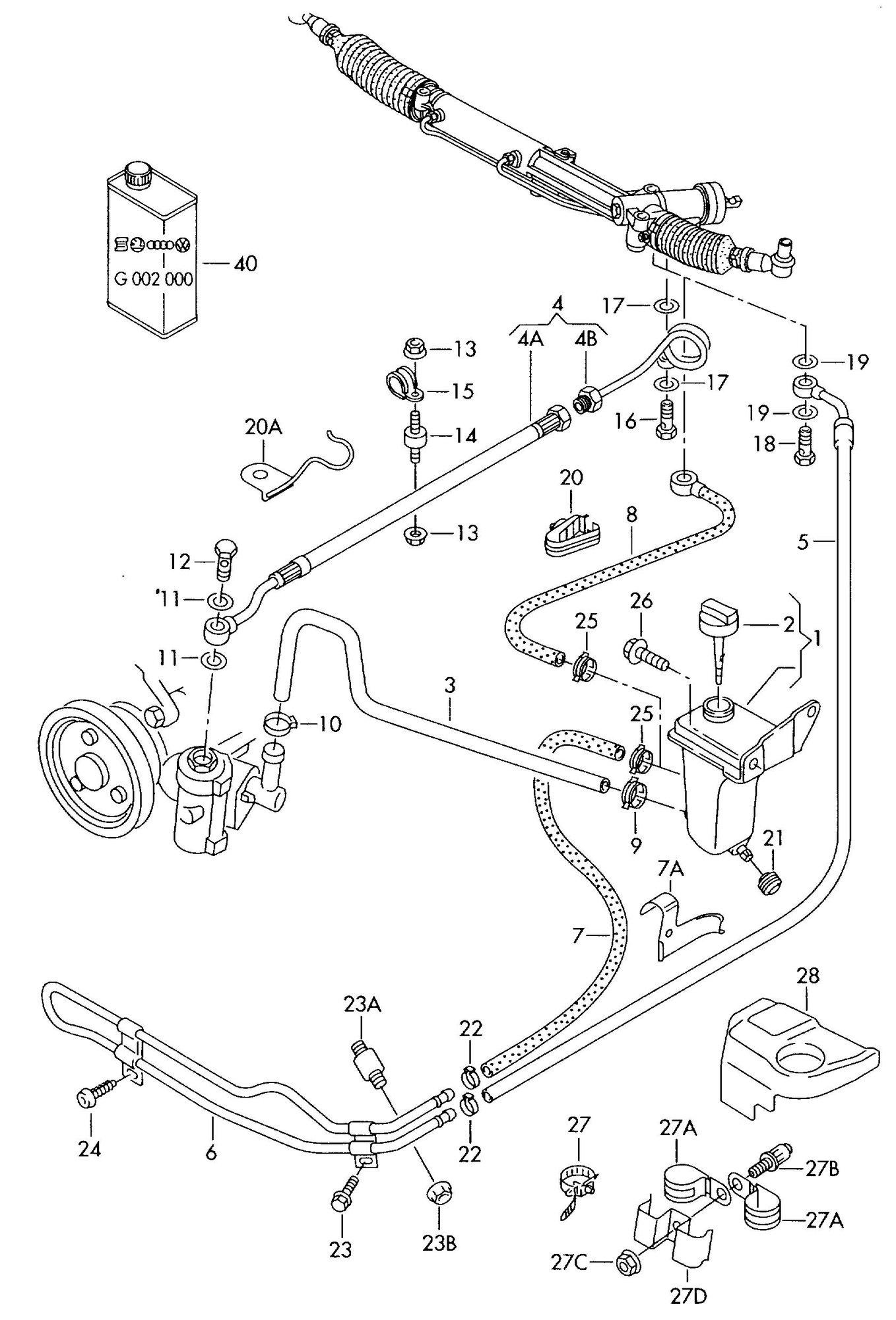 Oil Leak Under Engine W Pics Help