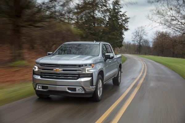 2019 Chevrolet Silverado 1500 Preview Pricing Release Date