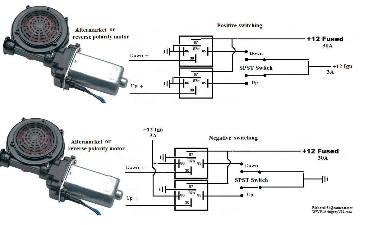 power window relay wiring diagram   33 wiring diagram