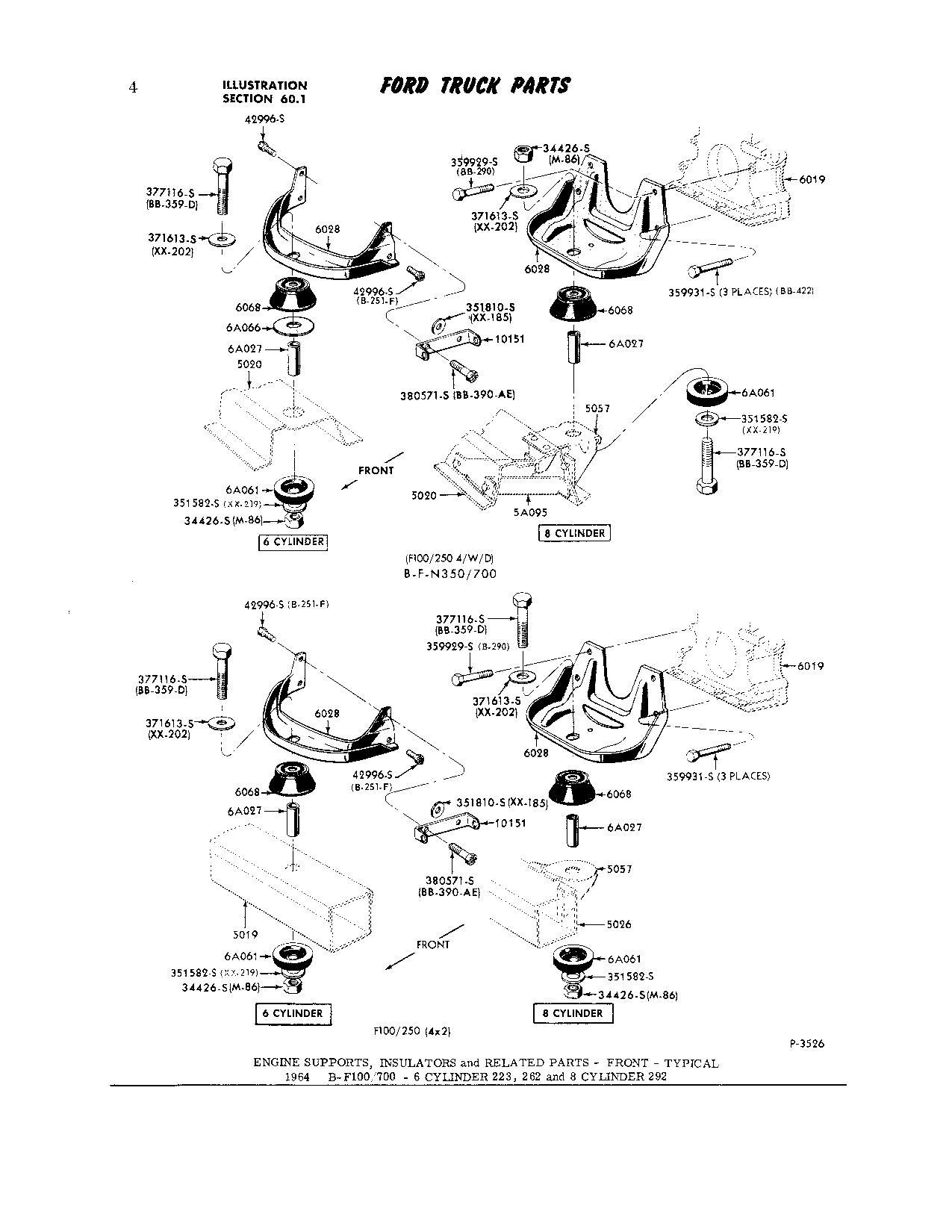 4x4 Engine Swap