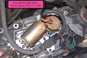 4 wheel drive solenoid location  Ford Truck Enthusiasts