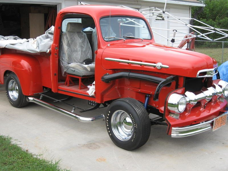 side pipe info wanted ford truck
