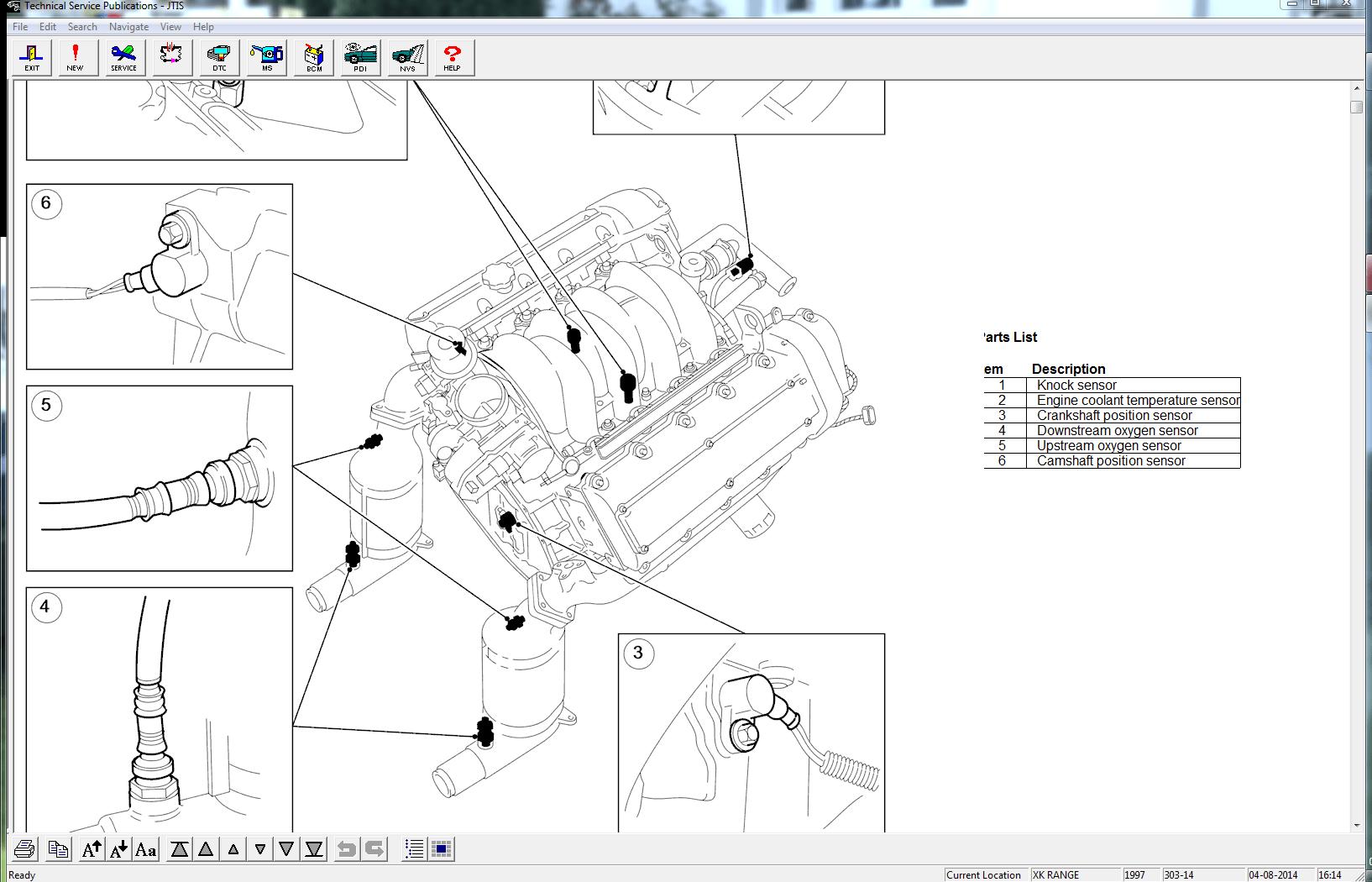 Crankshaft Position Sensor Location