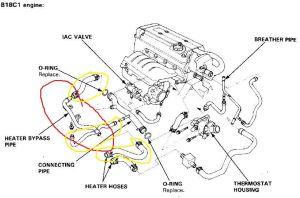 2007 Honda Civic Wiring Diagram Honda Wiring Diagram Images