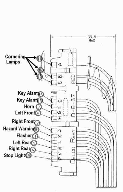 gm steering column wiring color codes gm image 1972 gm steering column wiring diagram jodebal com on gm steering column wiring color codes