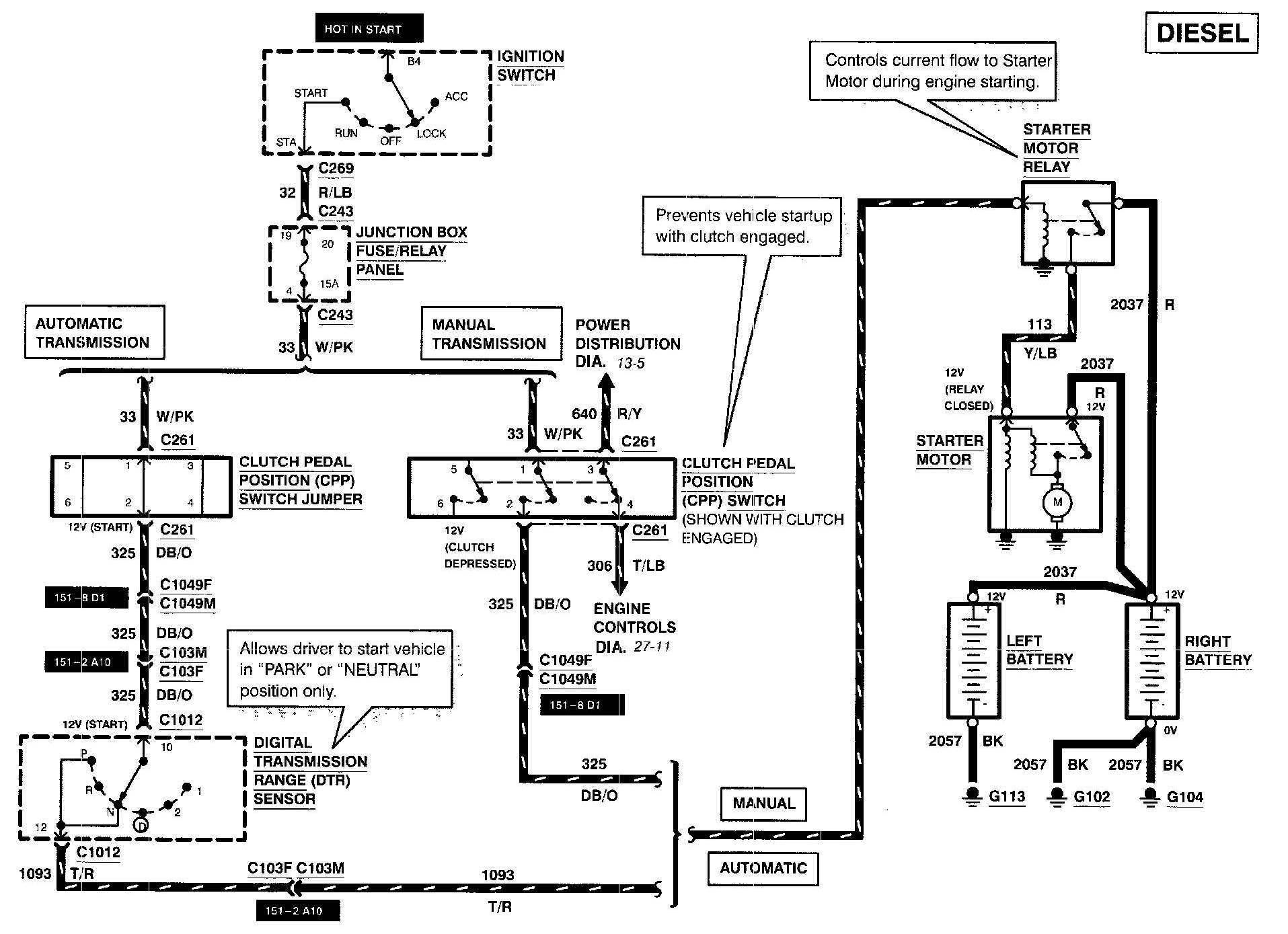 Starter Wiring Short Short Term Fix Seeking A Wiring