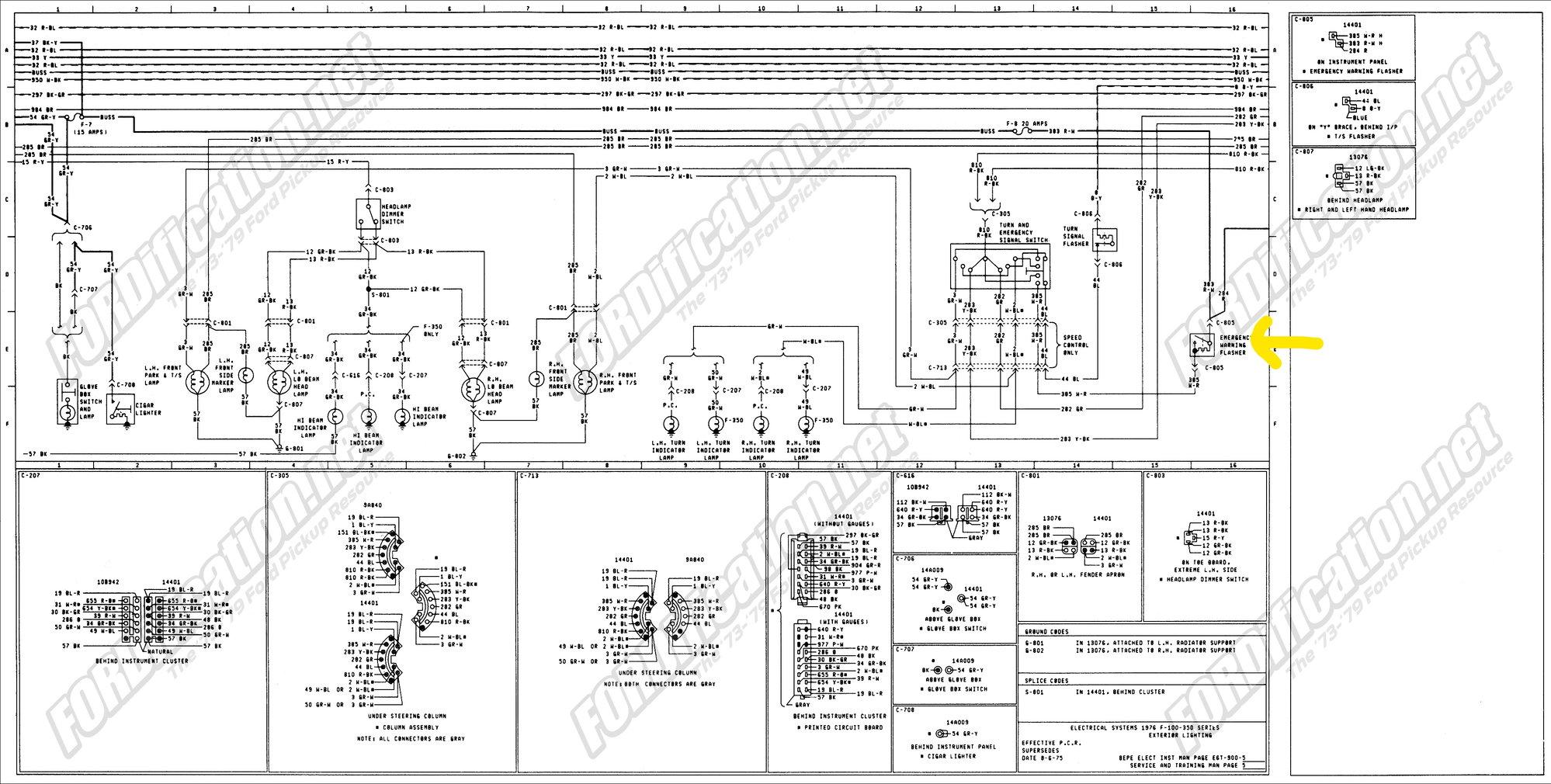 F350 Ignition Wiring Problem