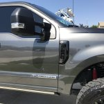 Platinum Tailgate Painted Finally Ford Truck Enthusiasts Forums