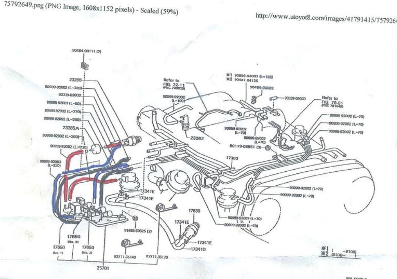 Toyota Pickup 3 0 Check Engine
