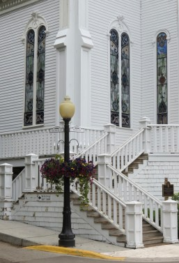 Ste. Anne's Historic Church
