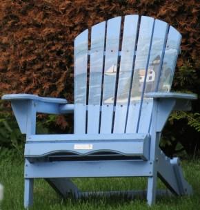 Adirondack Chair - Awaiting Guest
