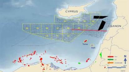 Cyprus oil concessions
