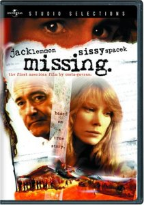 """Costa-Gavras' film """"Missing"""" portrayed the execution of Charles Horman and Frank Teruggi"""