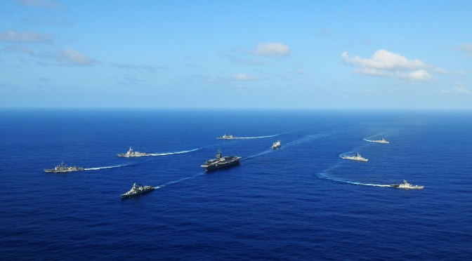 U.S. Navy Releases New Maritime Strategy: Swivel to Africa