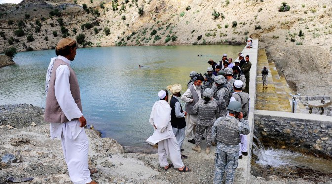 Developing an Assessment for the IO Environment in Afghanistan