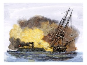 2876611-merrimac-a-confederate-ironclad-ship-rams-the-uss-cumberland-during-the-american-civil-war