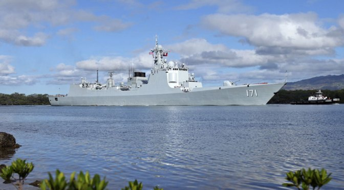 RIMPAC 2014 – The Ins and Outs
