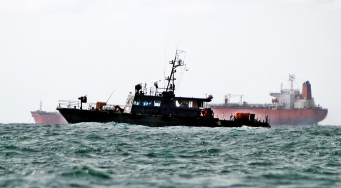 Troubled Waters? The Use of the Nigerian Navy and Police in Private Maritime Security Roles