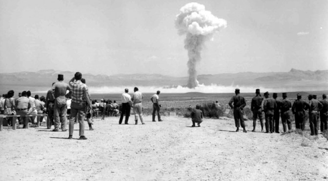 Nuclear Weapons: A Personal Theory of Power