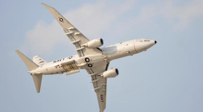Base for The P-8? The View from Malaysia
