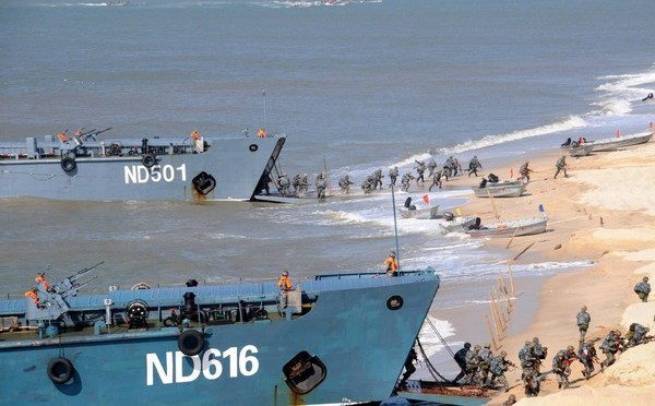 Navigating the Black Ditch: Risks in the Taiwan Strait