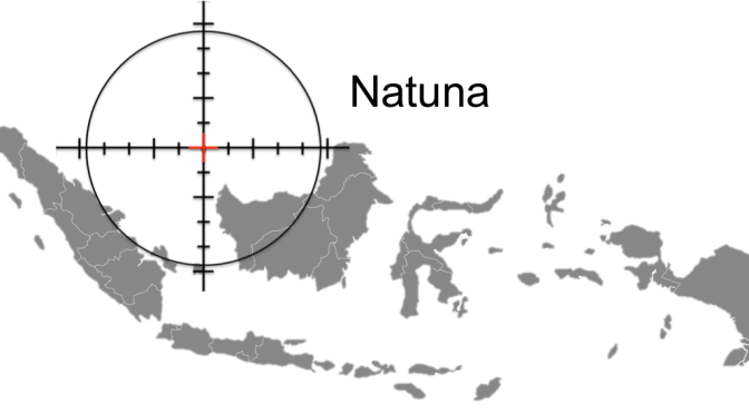 Indonesia's Seaward Shift: A Break from the Past