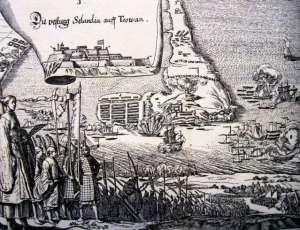 Siege of Zeelandia