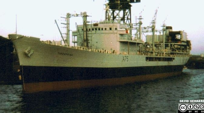 Falklands Series 6  – Operation Paraquet