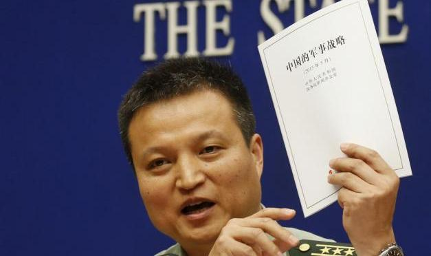 A Grain of Contextual Salt in the Chinese Military Strategy