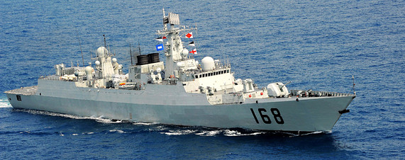 Becoming a Maritime Power? – The First Chinese base in the Indian Ocean