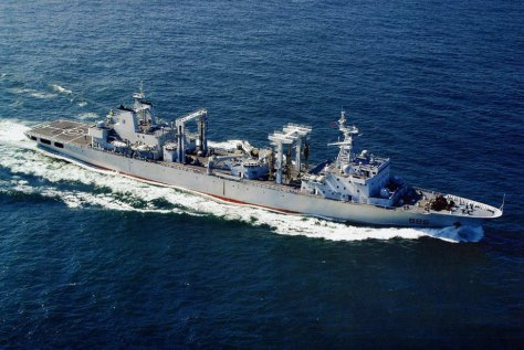PLA Navy's Type 093A Large Replenishment Ship