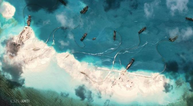 The Nine Ironies of the South China Sea Mess
