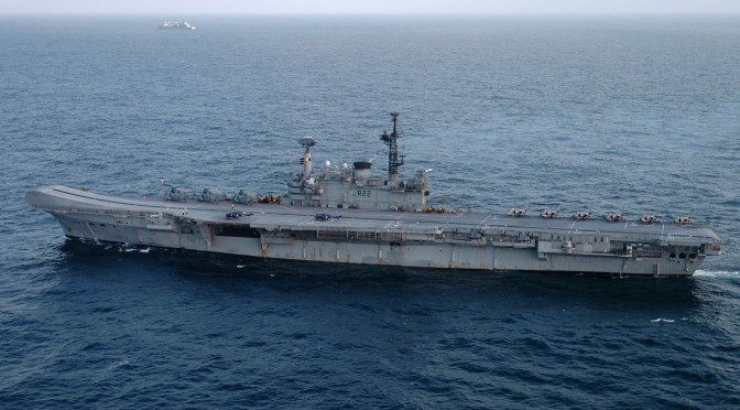 Aiding India's Next-Generation Aircraft Carrier: A Review