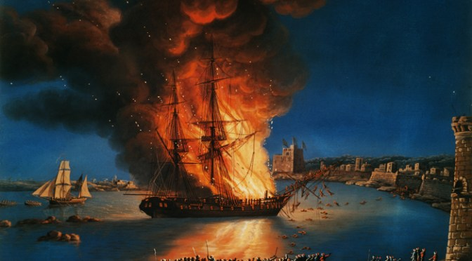 The Shores of Tripoli: Waging the First Barbary War