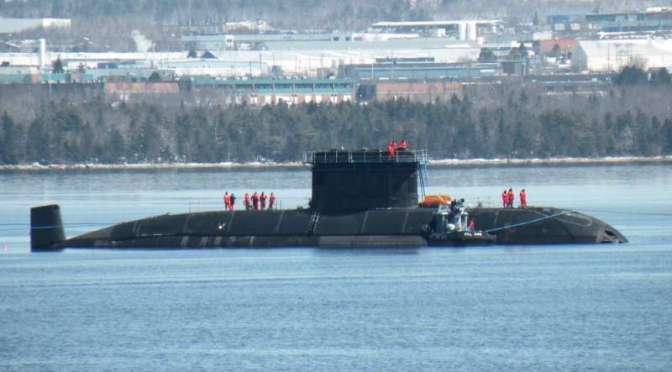 Navies, Narratives, and Canada's Submarine Fleet