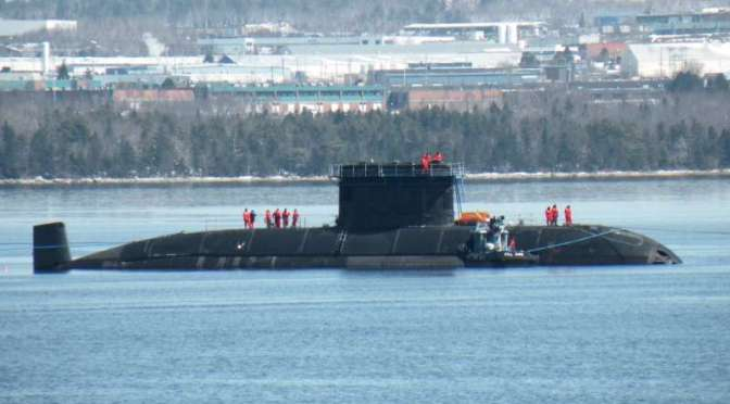 Navies, Narratives, and Canada's Submarine Fleet