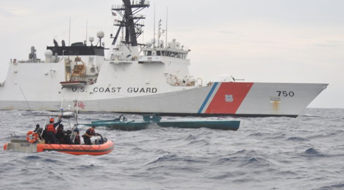 An Update on Narco Submarines and Maritime Law Enforcement Agencies' Efforts to Thwart Their Operational Effectiveness