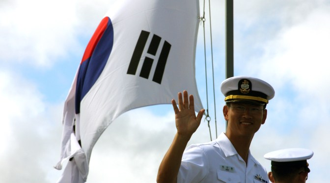 The Republic of Korea Navy: Blue-Water Bound?