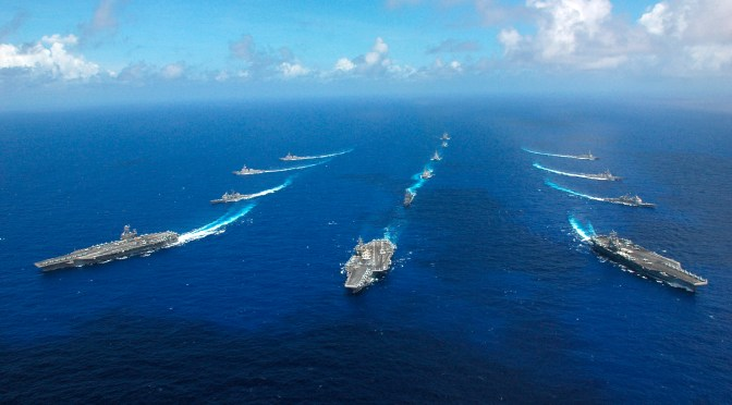 Distributed Lethality and Concepts of Future War