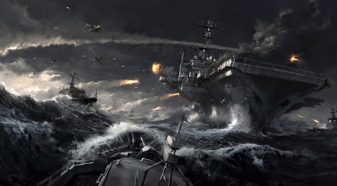CIMSEC Interviews Larry Bond and Chris Carlson On Their New Novel, Wargaming, and More