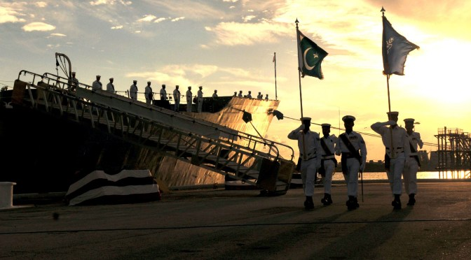 Pakistan's Navy: A Quick Look