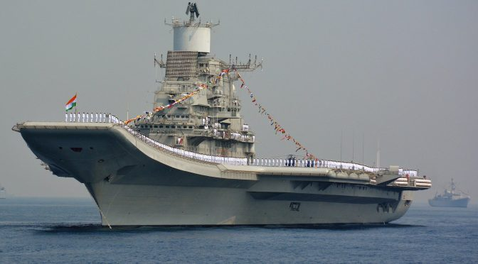 India as a Net Security-Provider in the Indian Ocean and Beyond