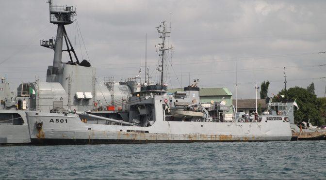 A Niger Delta Militant Group Declares War on the Nigerian Navy