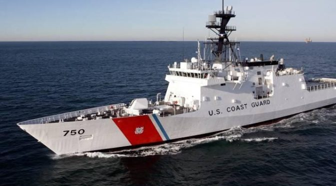 Why the Coast Guard Needs LRASM in Peacetime