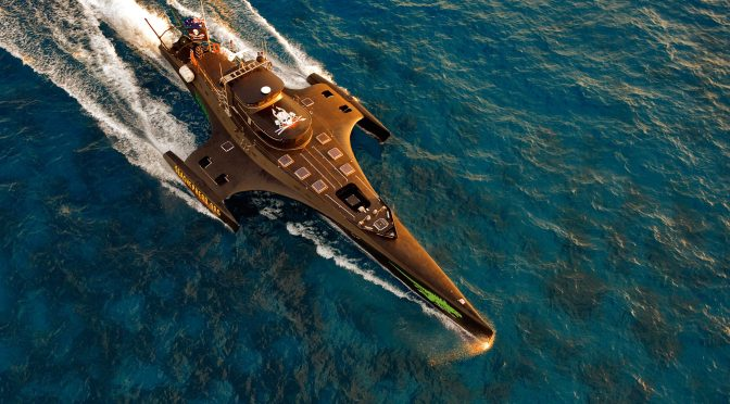 Legitimacy at Sea: Is Sea Shepherd a Navy or Piracy?