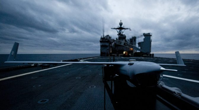 After Distributed Lethality – Unmanned Netted Lethality