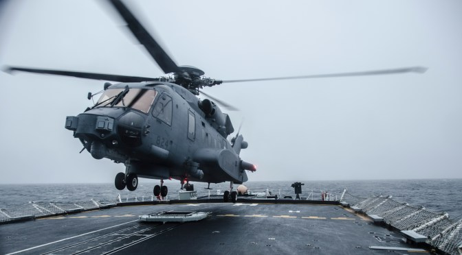 Rotary-Wing Aviation in the Royal Canadian Navy