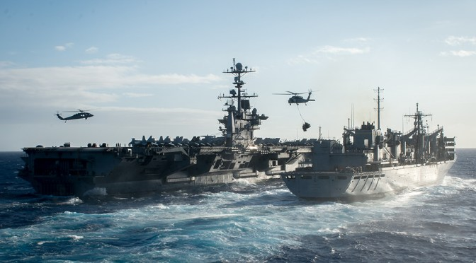 A Fleet Plan for 2045: The Navy the U.S. Ought to be Building