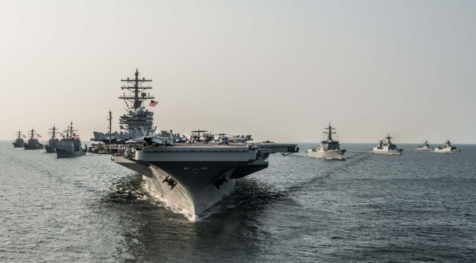 A New Administration, A New Maritime Strategy?