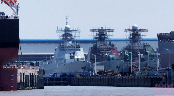 A Conversation with Dr. Andrew Erickson on Chinese Naval Shipbuilding